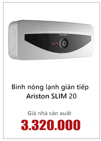 ariston slim 20 san pham ban chay