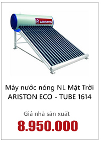 ariston eco - tube 1614 san pham ban chay